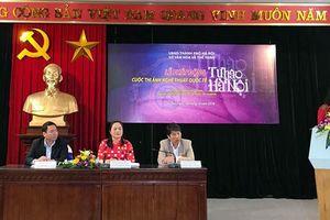 Hà Nội lần đầu tiên tổ chức cuộc thi ảnh nghệ thuật quốc tế