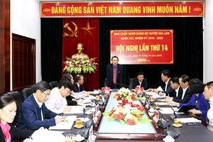 Hội nghị lần thứ 14 Đảng bộ huyện Gia Lâm khóa XXI
