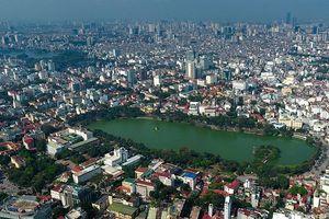 Hà Nội: Tất cả chỉ số đo chất lượng không khí trong khu dân cư đều ở mức tốt