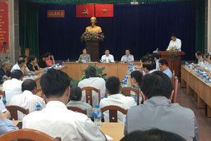 Bắt đầu tiến trình sửa sai ở Thủ Thiêm, TP Hồ Chí Minh: Giải quyết theo hướng có lợi nhất cho người dân