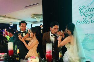 Lễ cưới tập thể của 40 đôi uyên ương khuyết tật