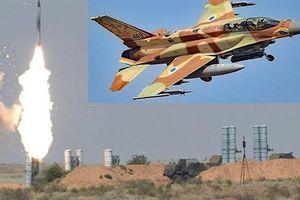 Mắt thần Syria tóm sống trinh sát RC-135W khi dò la S-300