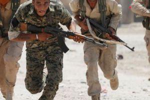 Chiến sự Syria: Mỹ tấn công nhầm người Kurd