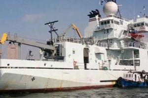 Tàu hải quân Mỹ cập cảng Đài Loan, Trung Quốc nổi giận