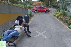 Xem ảnh trên Google Maps, phát hiện vợ làm việc 'tày trời'