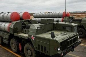 Mỹ sốt ruột tung máy bay do thám 'rồng lửa' S-300 Syria