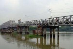 Chuẩn bị tháo dỡ cầu hơn 100 năm tuổi trên sông Sài Gòn