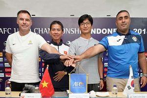 U19 Việt Nam hướng tới mục tiêu dự U20 World Cup 2019