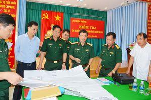 Bộ Quốc phòng kiểm tra công tác quốc phòng, quân sự địa phương tại TP Buôn Ma Thuột