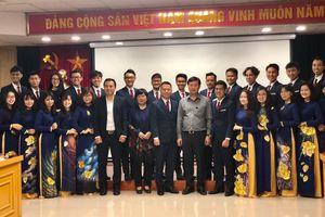 Trung ương Đoàn gặp mặt đại biểu thanh niên Việt Nam tham dự chương trình Tàu thanh niên Đông Nam Á - Nhật Bản lần thứ 45