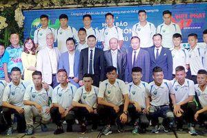 Ra mắt CLB Phù Đổng Hà Nội