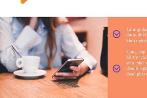Phụ nữ có thể tự học kinh doanh ngay trên điện thoại động