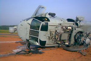 Trực thăng Sea Hawk lại gây họa cho Hải quân Mỹ