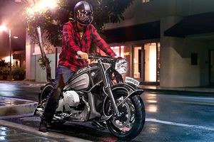 BMW R nineT độ môtô cổ điển R7 giá 1,15 tỷ đồng