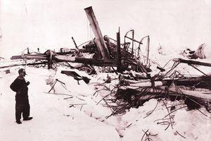 Sứ mệnh tìm kiếm con tàu của ngài Endurance Shackleton
