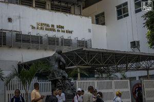 Bệnh viện Venezuela ngừng hóa trị cho trẻ em ung thư