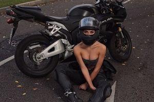 Nữ biker quyến rũ nhất nước Nga thiệt mạng sau vụ tai nạn giao thông thảm khốc