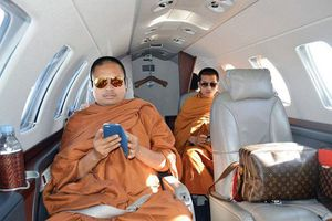 Nhà sư ăn chơi bậc nhất Thái Lan bị kết án thêm 16 năm tù