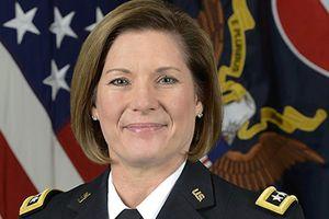 Nữ tướng Mỹ chỉ huy gần 800.000 quân