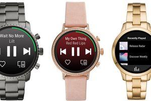 Spotify ra mắt ứng dụng nghe nhạc trên đồng hồ thông minh