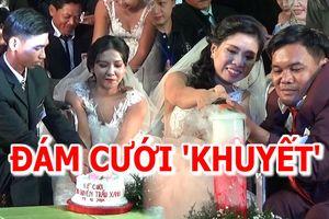 Đám cưới tập thể của 40 cặp đôi khuyết tật