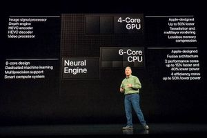 Apple tính trang bị chip ARM cho dòng Mac vào năm 2020