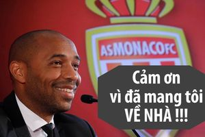 Henry ra mắt Monaco: 'Cảm ơn vì đã mang tôi về nhà'