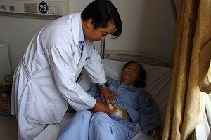 BVĐK TP Cần Thơ: Phẫu thuật thành công ca cắt khối u tá tụy bằng phương pháp nội soi