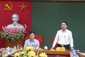 'Tư pháp, THADS Thái Nguyên phải mạnh dạn, chủ động hơn'