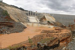 Tích nước sau sự cố thủy điện Sông Bung 2: Liệu có an toàn?