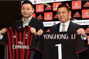 Tỷ phú Trung Quốc mất trắng nửa tỷ euro vì... AC Milan