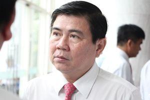 Chủ tịch TP.HCM: 'Từ đáy lòng mình, tôi xin lỗi người dân Thủ Thiêm'