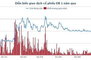 Bán cổ phiếu Eximbank giá cao, Vietcombank lại ế đấu giá