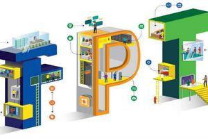9 tháng đầu năm, FPT báo lãi 2.302 tỷ đồng, tăng 18% so với cùng kỳ