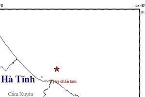 Chuyên gia lý giải trận động đất lần đầu xảy ra ở khu vực biển Hà Tĩnh