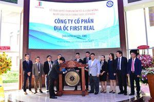 13 triệu cổ phiếu của First Real chính thức giao dịch trên sàn HoSE
