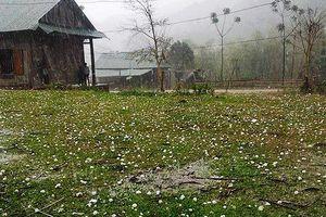 Thời tiết 18/10: Bắc Trung bộ khả năng xảy ra lốc, sét, mưa đá trong cơn dông