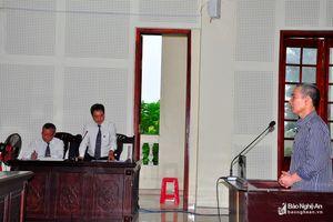 Xét xử phúc thẩm vụ án Lê Đình Lượng phạm tội 'Hoạt động nhằm lật đổ chính quyền nhân dân'
