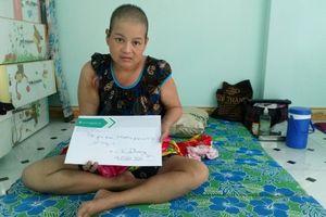 Bạn đọc báo Một Thế Giới giúp đỡ một người mẹ mắc ung thư