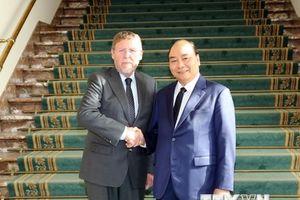 Hạ viện Bỉ ủng hộ tăng cường sâu rộng hơn nữa hợp tác với Việt Nam