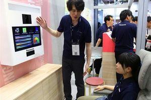Đỉnh cao công nghệ cảm biến lên ngôi tại hội chợ CEATEC Nhật Bản
