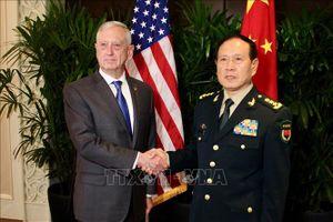Hội đàm 90 phút, Bộ trưởng quốc phòng Mỹ - Trung không đạt được thỏa thuận mới