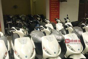 Các hãng xe máy tại Việt Nam 'được mùa' 9 tháng qua