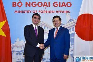 Việt Nam, Nhật Bản sẽ sớm thực thi Hiệp định CPTPP