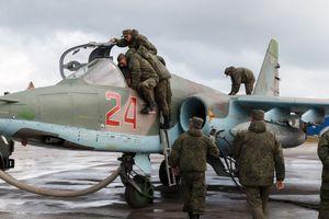 Tổng thống Putin: Nga không cho phép Syria sụp đổ