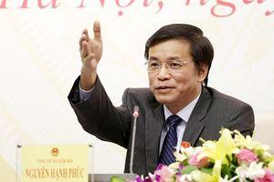 Kỳ họp 6: Quốc hội bầu Chủ tịch nước, lấy phiếu tín nhiệm 48 chức danh