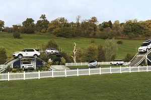 Ngoài trưng bày xe, còn gì đáng để quan tâm tới thương hiệu Land Rover tại VMS 2018