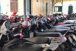Bình Thuận: Triệt phá đường dây trộm cắp xe gian cực lớn