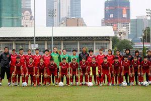 U19 nữ Việt Nam đã sẵn sàng giành tấm vé vào vòng trong