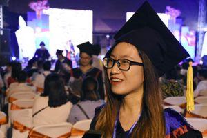 Gặp gỡ thủ khoa kép Đại học Hà Nội